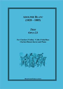 Trio Op. 23