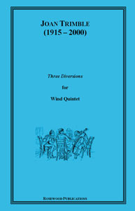Three Diversions for Wind Quintet