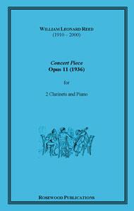 Concert Piece Op. 11