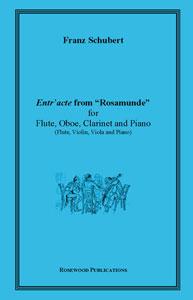 Entr'acte from Rosamunde