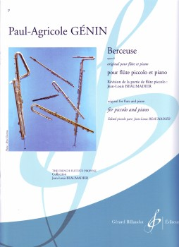 Berceuse, Op. 6