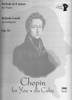 Ballade in F Minor Op. 52