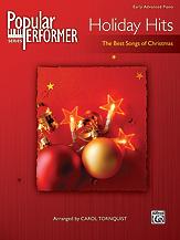Popular Performer Holiday Hits