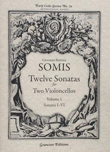 12 Sonatas, Vol. 1