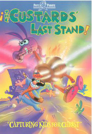 Custards Last Stand  Cover