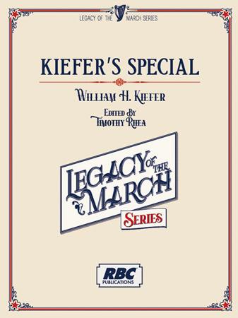 Kiefer's Special