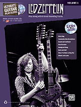 Ultimate Guitar Play-Along Led Zeppelin No. 1