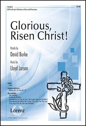 Glorious Risen Christ