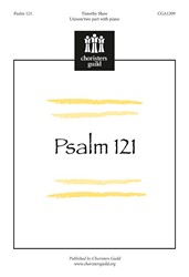 Psalm 121 Thumbnail