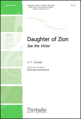 Daughter of Zion See the Victor