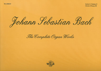The Complete Organ Works, Vol. 8