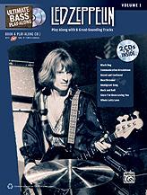 Ultimate Bass Play-Along: Led Zeppelin, Volume 1