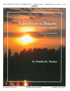 Creations Dawn a Prairie Hymn