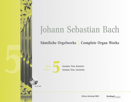 Complete Organ Works, Vol. 5