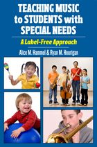 Teaching Music to Students with Special Needs Cover