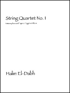 String Quartet, No. 1