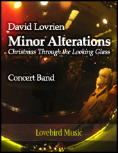 Minor Alterations: Christmas Through the Looking Glass