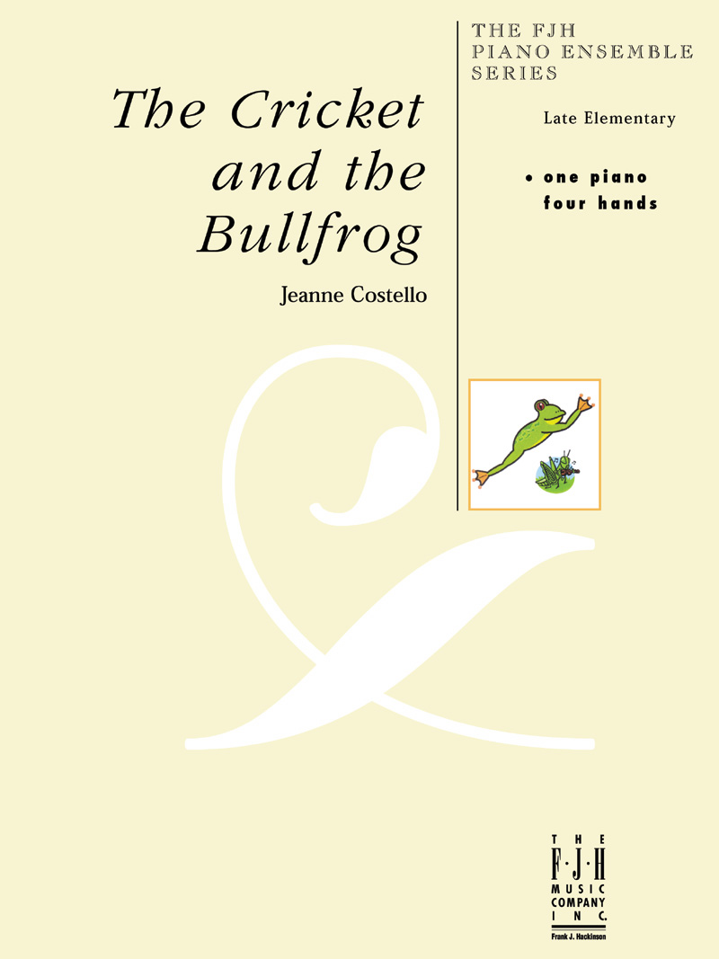 Cricket and the Bullfrog