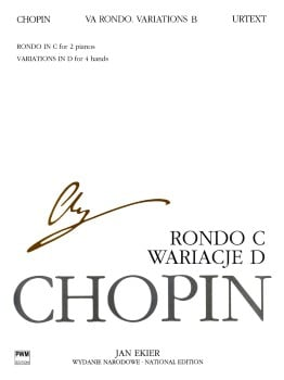 Rondo in C Major and Variations in D Major