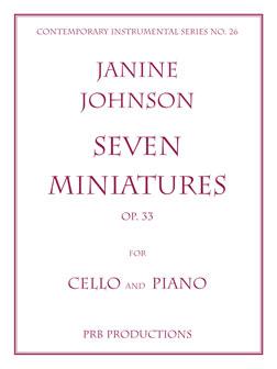 Seven Miniatures, Op. 33