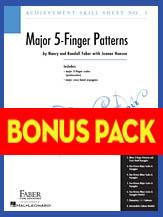 Achievement Skill Sheets Bonus Pack