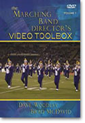 The Marching Band Director's Video Toolbox, Volume 1