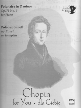 Polonaise in D Minor Op. 71 No. 1