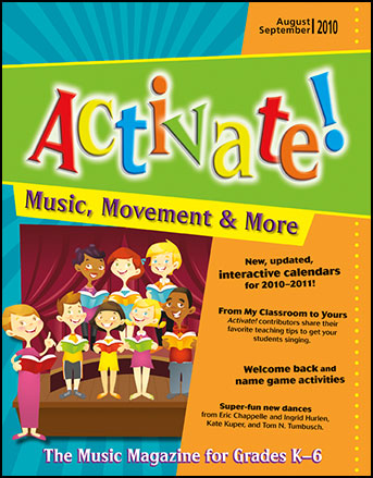 Activate Magazine August 2010-September  2010