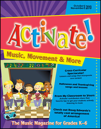 Activate Magazine October 2010-November  2010