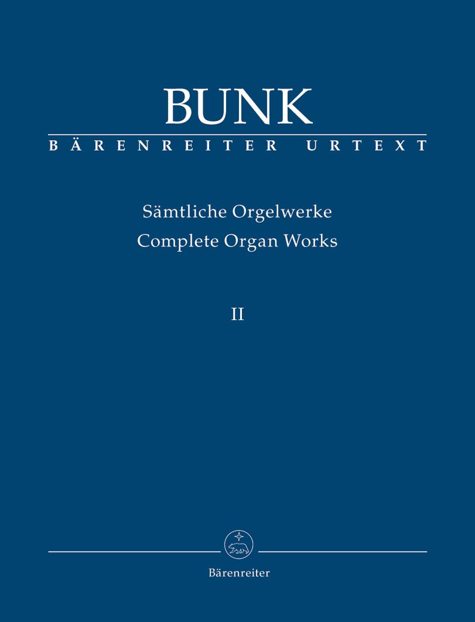 Complete Organ Works, Vol. ii