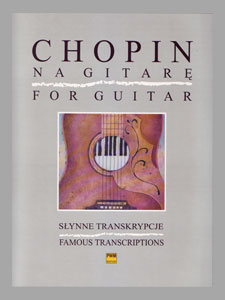 Chopin for Guitar by Frederic Chopin| J W  Pepper Sheet Music