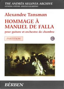 Hommage a Manuel de Falla
