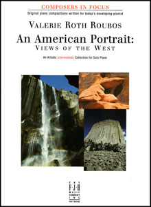 American Portrait Views of the West