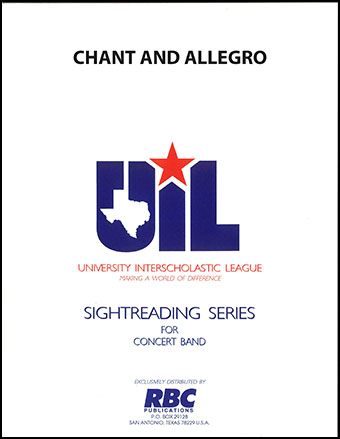 Chant and Allegro