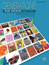 Generations Baby Boomers 1964-1974