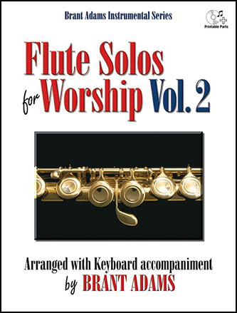 Flute Solos for Worship, Vol. 2