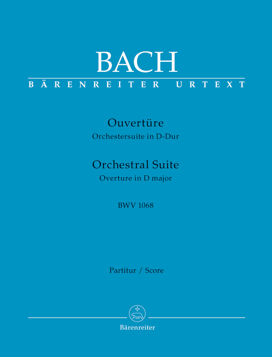Overture in D Major, BWV1068