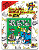 Here Comes a Marching Band