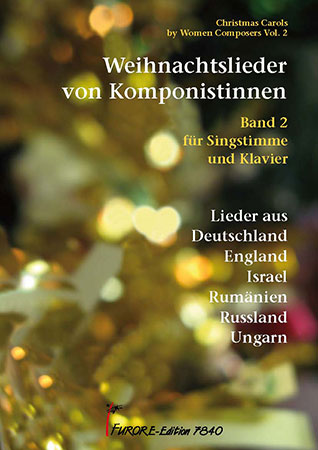 Christmas Carols by Women Composers, Vol. 2