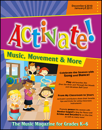 Activate Magazine December 2010-January  2011