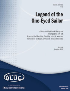 Legend of the One-Eyed Sailor