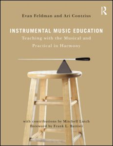 Instrumental Music Education  Cover