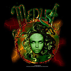 Medusa marching band show cover