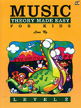 Theory Made Easy for Kids No. 2