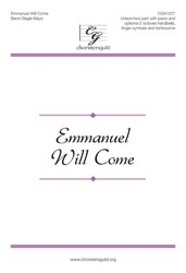 Emmanuel Will Come