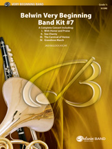 Belwin Very Beginning Band Kit No. 7