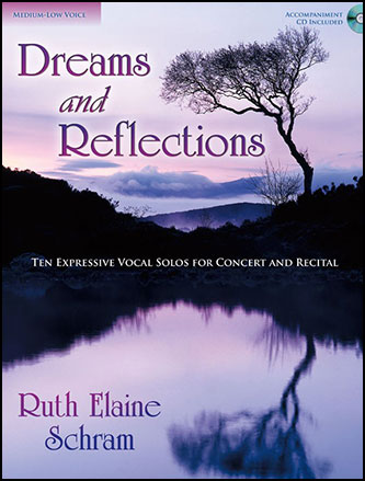 Dreams And Reflections Medium Low Solo Coll Jw Pepper Sheet Music