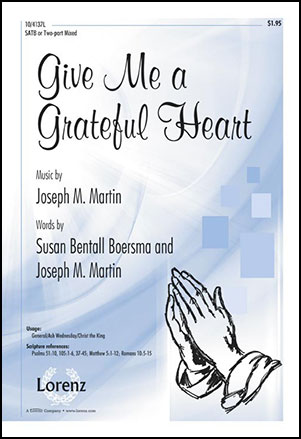 Give Me a Grateful Heart