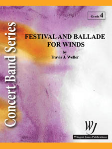 Festival and Ballade for Winds Thumbnail
