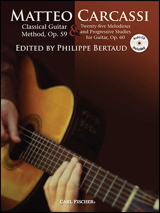 Classical Guitar Method, Op. 59 & Twenty Five Melodious and Progressive Studies, Op. 60